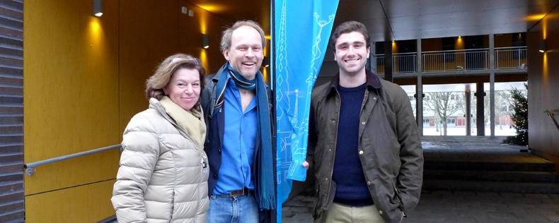 Vårterminen 2017 studenter 2017 har kommit till Sverige! | DIS Stockholm