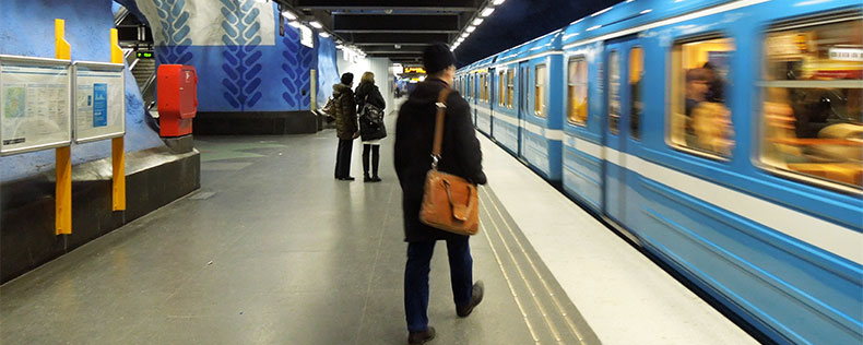 Transport i Stockholmsområdet