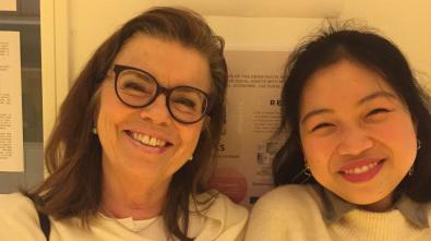 Läs intervjun med Birgitta som var besöksfamilj