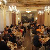 Många gäster i Grillska Huset