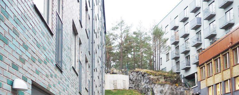 Studentboende i Årsta