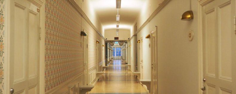 DIS Södermalm Hallway